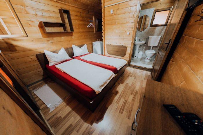 Casutele CSB Baile Figa Dormitor